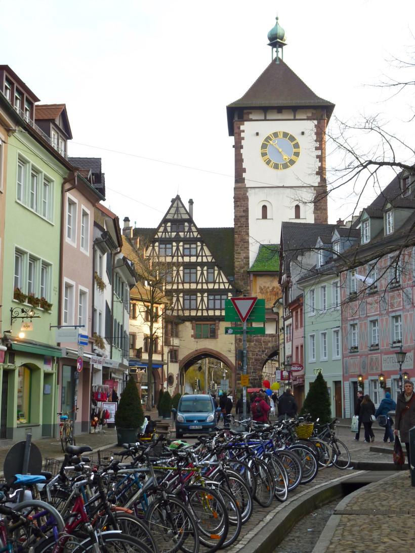 Experiencia Erasmus en Friburgo de Brisgovia Alemania de