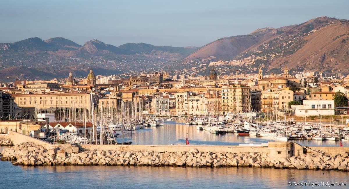 Experiencia en Palermo Italia de Laura  Experiencia