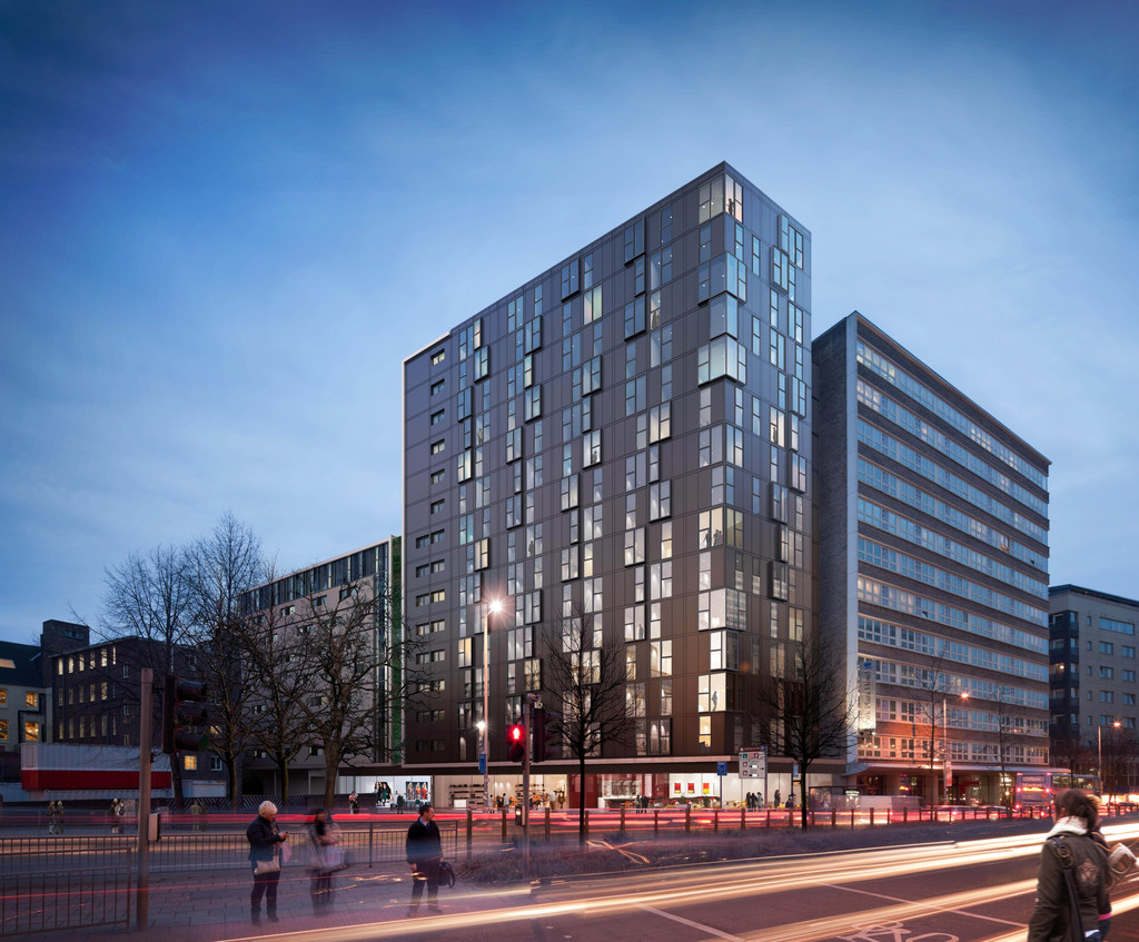 Global Point  Brand New City Centre Student Residence
