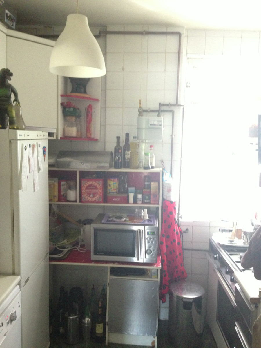 Habitacin en pisomuy luminoso en zona Arturo Soria