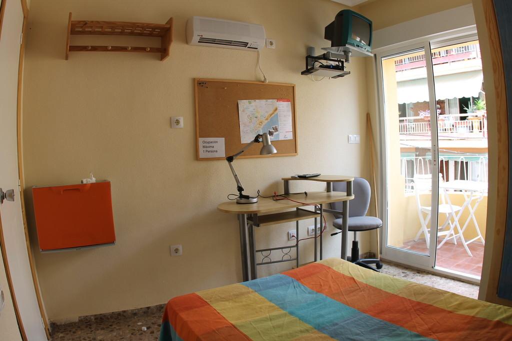 Alquiler Habitacion Barcelona Agosto