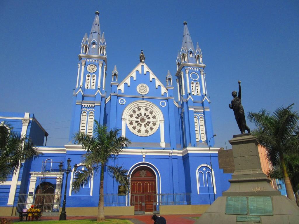Plaza Francia  Qu ver en Lima