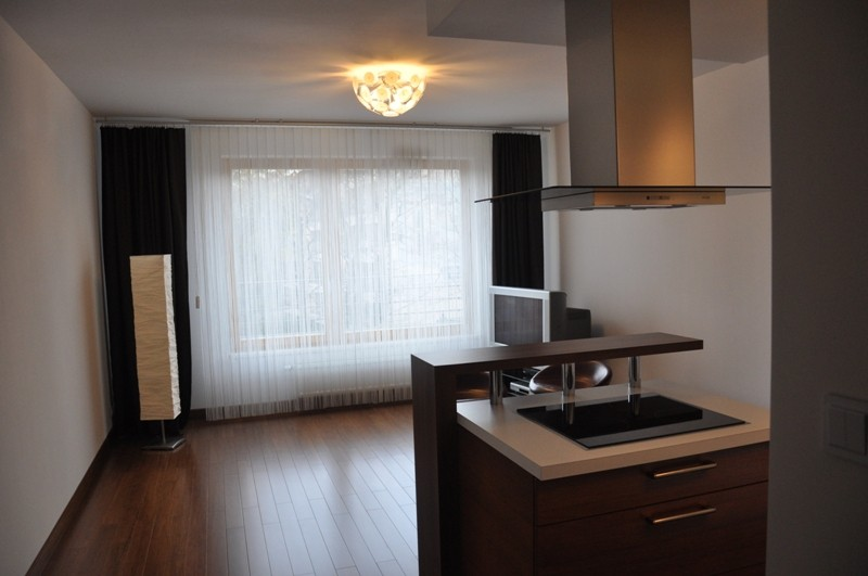 one bedroom studio apartment in high standard | rent studios krakow