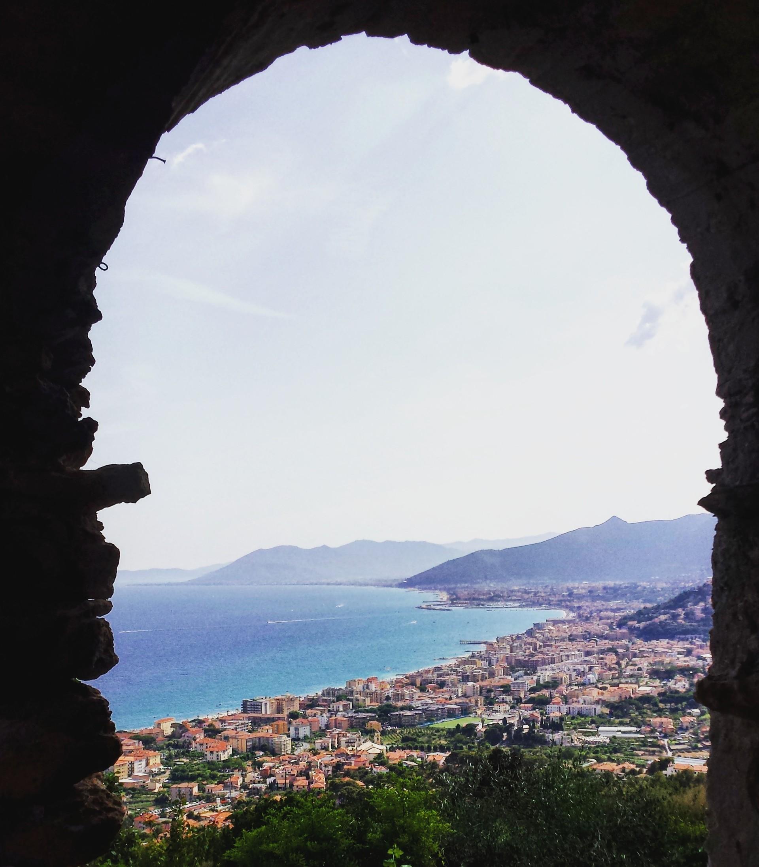 Paesaggi di Liguria  Esperienza Erasmus Genova