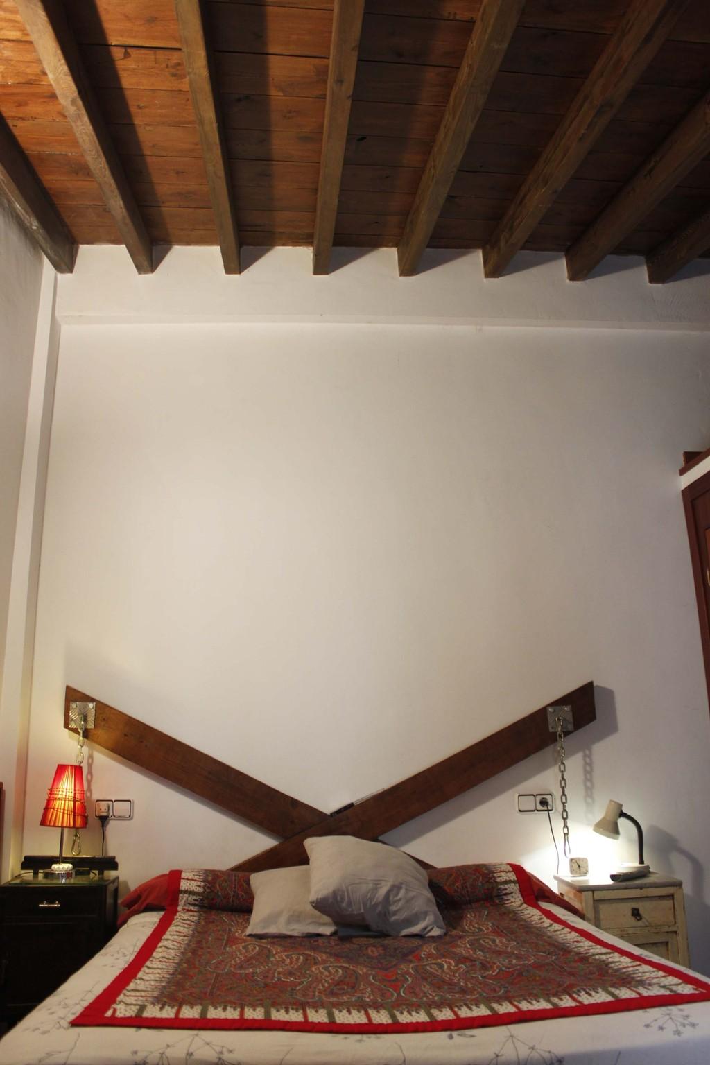 PRECIOSO APARTAMENTO RSTICO EN EL CENTRO DE GRANADA  Alquiler pisos Granada