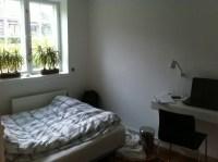 Simple room in simple house | University dorm Copenhagen