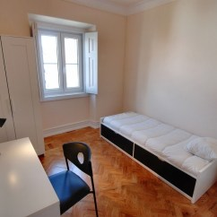 High Kitchen Table With Storage Space In Spacious Single Rooms Near City Centre And University ...