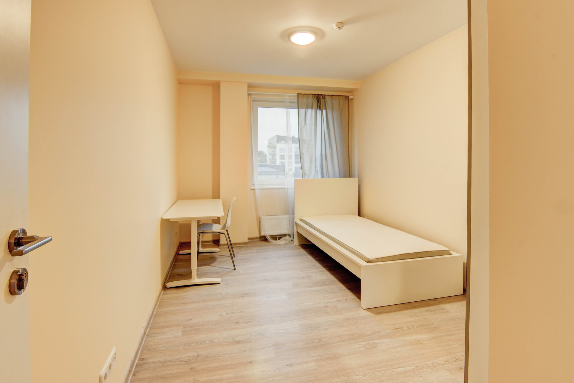 Sunny and spacious room in brand new 3room apartment  Room for rent Vilnius