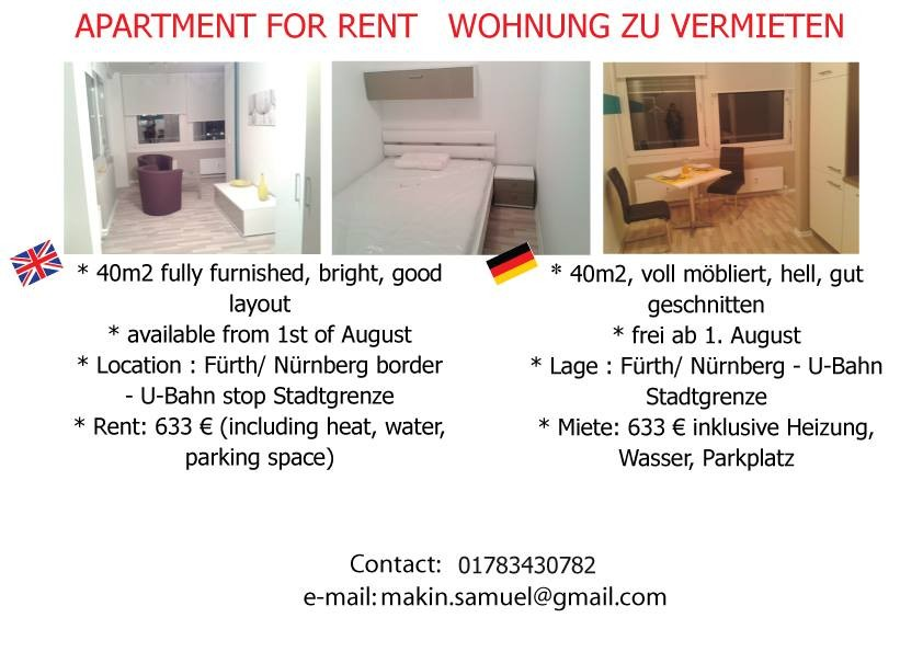 Single Wohnung Burgstdt  sezavod