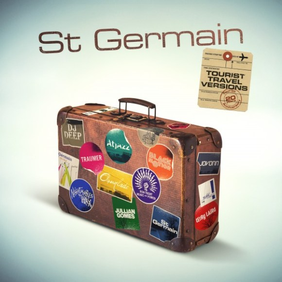 ST GERMAIN - Tourist LP (20th Anniversary Travel Versions) - BLUE NOTE at Phonica Records