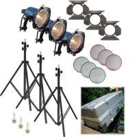 Arri Lighting Arrilite 575 Plus/3 Kit with Wheels Studio ...