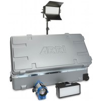 Arri Lighting H-1 Hybrid AC Kit with Wheels Studio Video ...