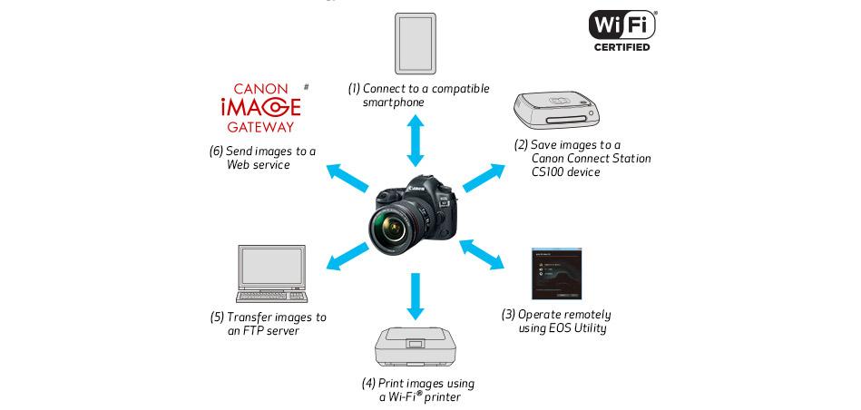 Canon EOS 5D Mark IV DSLR Body DSLR Cameras 1483C003