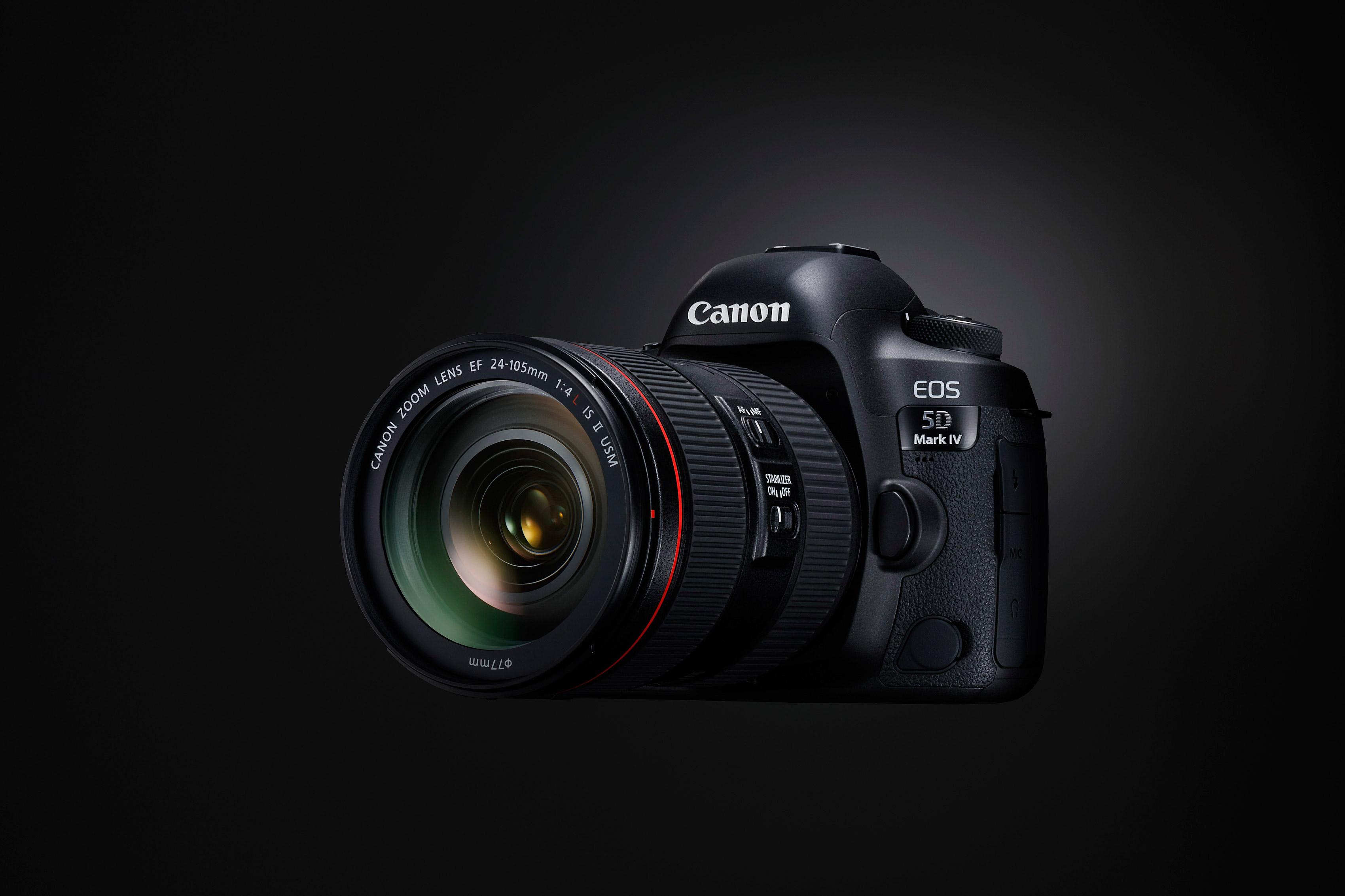 Canon EOS 5D Mark IV DSLR Body DSLR Cameras 1483C003 - Vistek Canada Product Detail