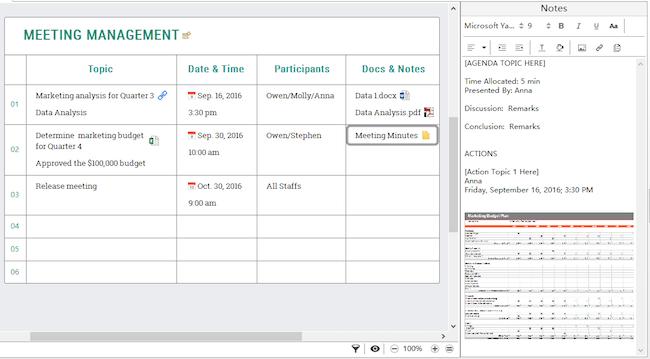 XMind Blog: How XMind helps make meetings more efficient