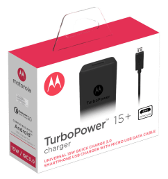 motorola turbopower 15 mobile wall charger micro usb cable [ 1000 x 1000 Pixel ]
