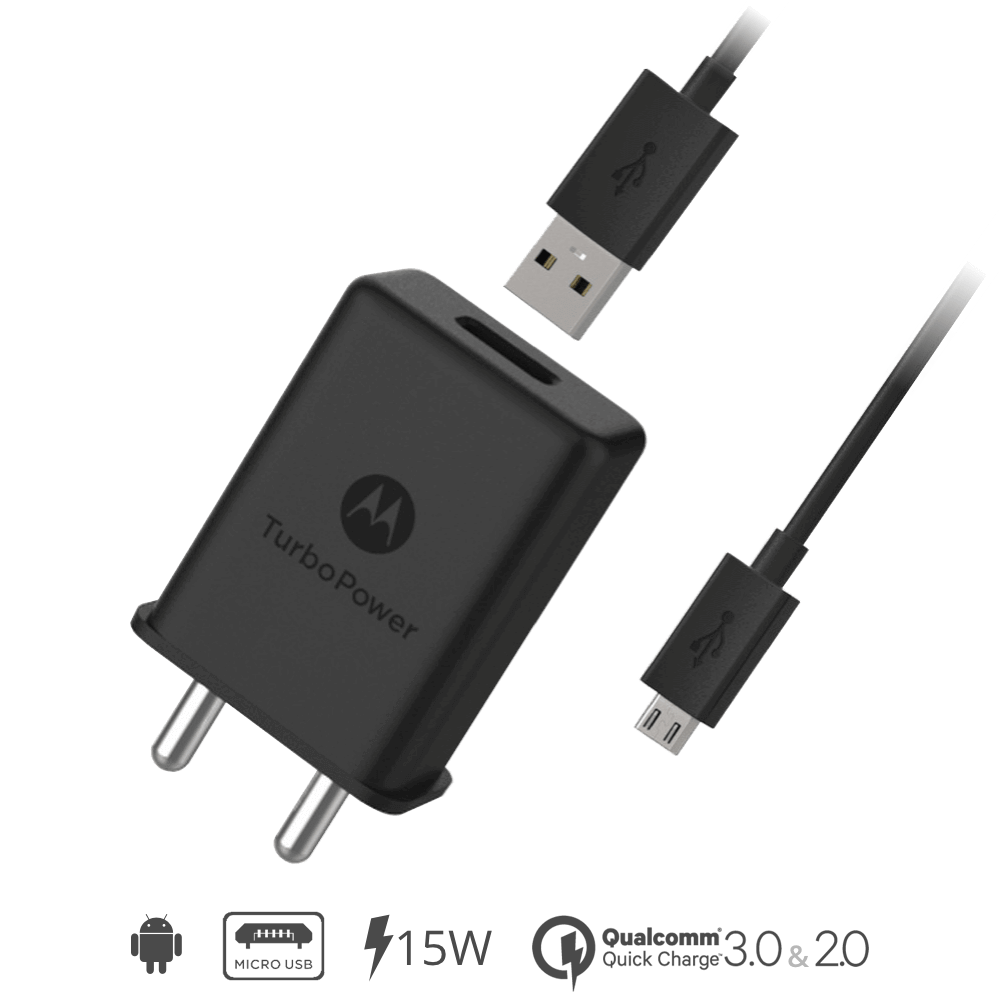 medium resolution of turbopower 15 turbo fast mobile wall charger micro usb charging cable motorolachargers india