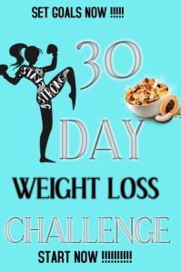 Herbalife Weight Loss Challenge : herbalife, weight, challenge, Weight, Challenge, Customizable, Design, Templates, PosterMyWall