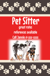 Pets Flyer Templates | PosterMyWall