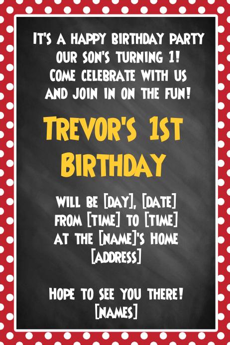 disney cartoon birthday party
