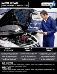 570 auto repair customizable