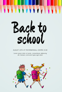 27 130 Customizable Design Templates For Back To School