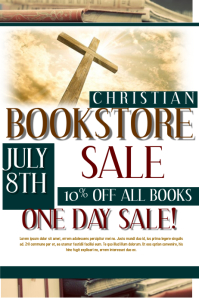 11420 Customizable Design Templates for Book Sale  PosterMyWall