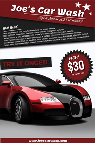 760 Customizable Design Templates For Car Wash PosterMyWall
