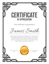 450+ Customizable Design Templates for Certificate