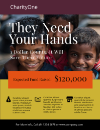 470 Customizable Design Templates for Charity  PosterMyWall