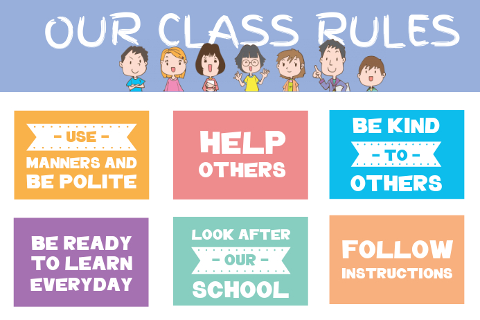 Create A Classroom Rules Poster PosterMyWall