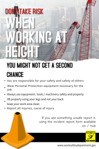 130 Customizable Design Templates For Safety PosterMyWall