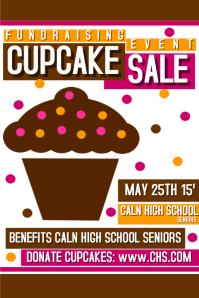 7 050 Customizable Design Templates For Cupcake Sale