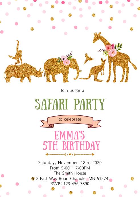 suchmadchensafari geburtstagsfeier