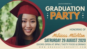 create free graduation party