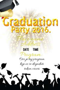 18200 Customizable Design Templates for Graduation Party  PosterMyWall