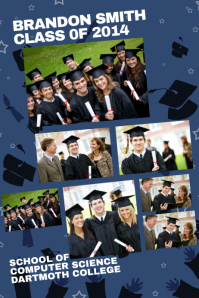 create free graduation picture collages