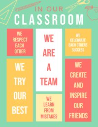 Create free and fun classroom posters in minutes also postermywall rh