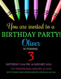 hotwheels birthday invitation template