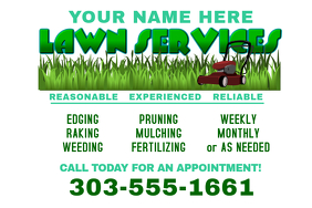 Customize 300 Lawn Service Flyer Templates PosterMyWall