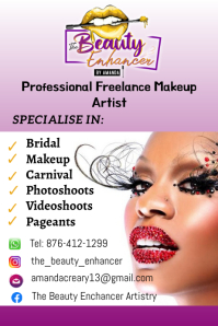 1 220 Customizable Design Templates For Makeup PosterMyWall