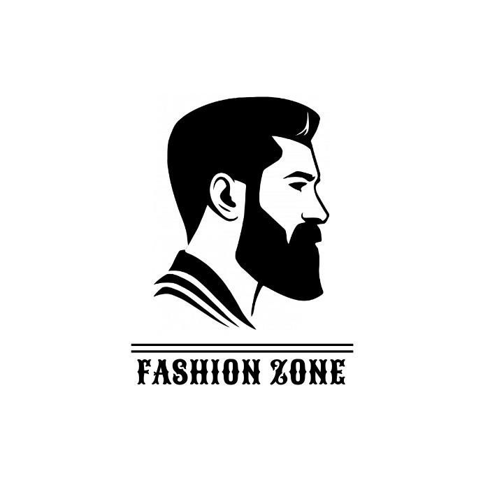 men's hair salon logo template