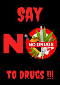 drug awareness customizable design