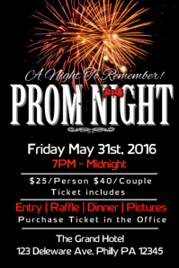 110 Customizable Design Templates for Prom Flyer  PosterMyWall