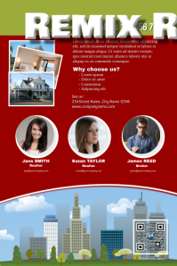 Real Estate Flyers Templates Printing PosterMyWall