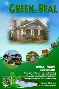 Real Estate Flyers Templates Amp Printing PosterMyWall