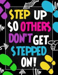 60 Customizable Design Templates For Anti Bullying