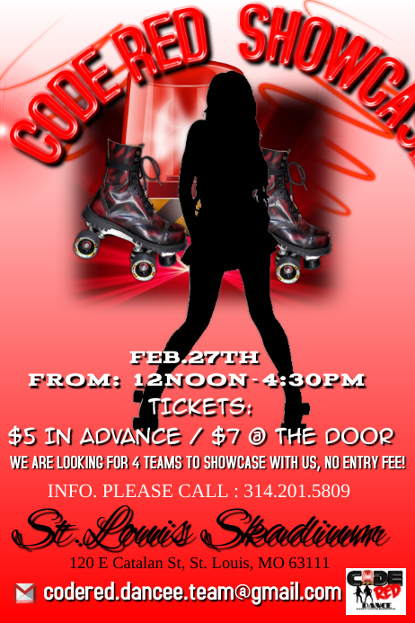 SKATE FLYER Template PosterMyWall