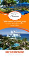 Summer Vacation Beach Pull Up Ad Templat Postermywall