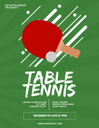 ping pong customizable design templates